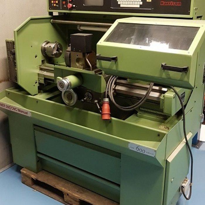Harrison-trainer-280-CNC-Manual